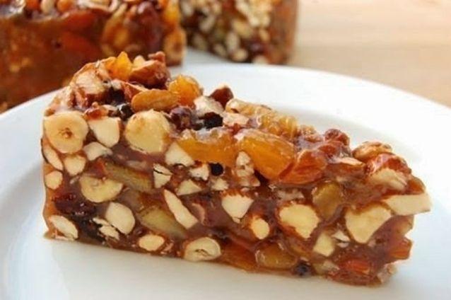 рецепт итальянского пирога панфорте