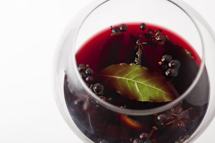 This deliciously simple mulled wine recipe from award winning chef Adam Gray will warm you up on a cold winters day.