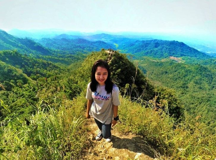 puncak kedeng bukit kukusan desa wisata nglinggo