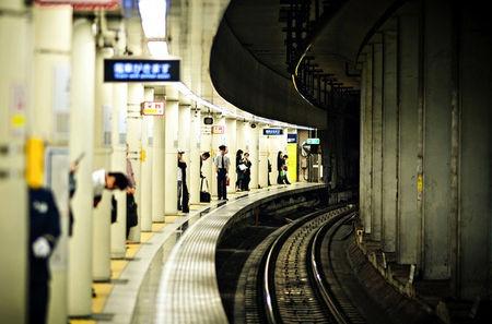 Subway, Japan: Japan Www Navidbaraty Com, Peep S Photography, Stunning Photography, Photo Ideas, Navid Baraty, Tokyo Subway, Pure Photography, Japan Photographs, Photography Color