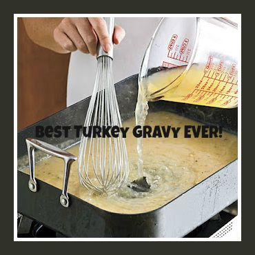 best turkey gravy recipe- tips to make a gravy so good, you can hid any turkey imperfections! #thanksgiving