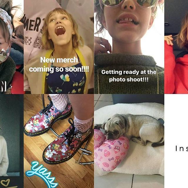 Credits to @fanderwaalnews @gracevanderwaal and #可愛い @gracespugfrankie #愛犬 #latest #instaphoto #instapic #photo #pic #cat #sunglasses #bklyn #red  #sweatshirt #newshoes #yasss #funnyface #latest #usa #原宿 #america #seattle #losangeles #lasvegas #chicago #nyc #japan #kawaii #egirls #jpop #日本 #東京