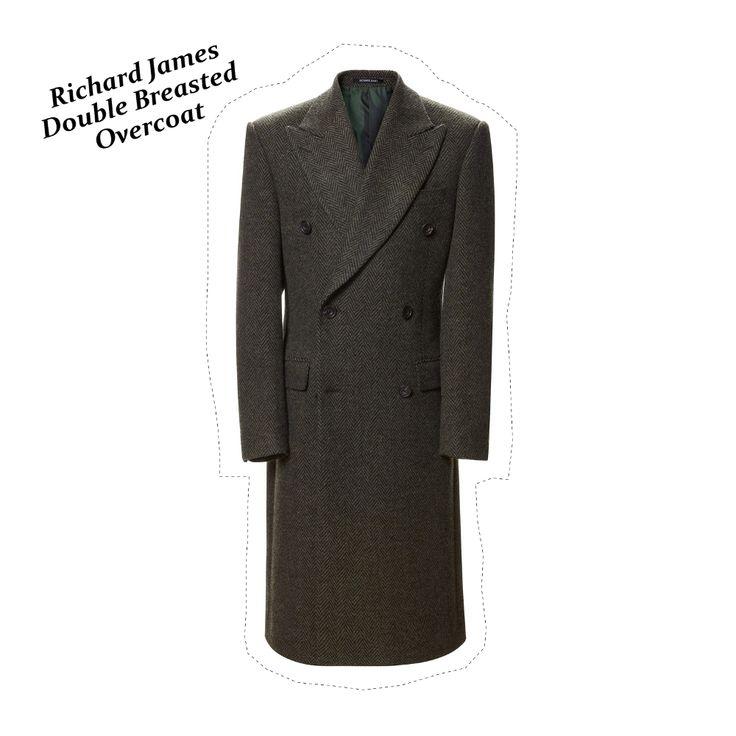 Sherlock Coat - alternative version