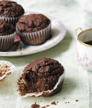 Full of fiber and natural sweetness, these muffins from Daphne Oz's new cookbook, RELISH, are a delicious (and guilt-free) way to start your day off right!
