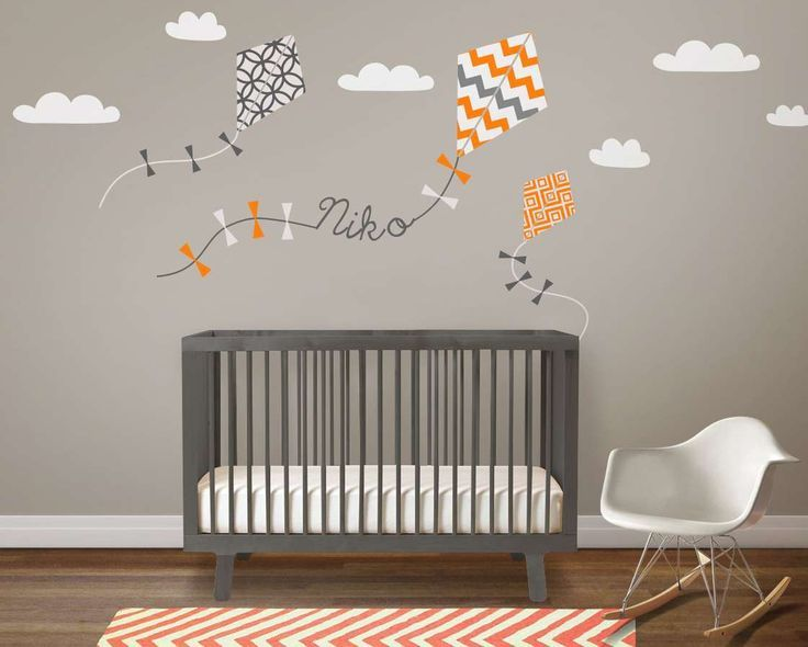 Best 25 cuartos de bebes varones ideas on pinterest - Avitaciones de ninas ...