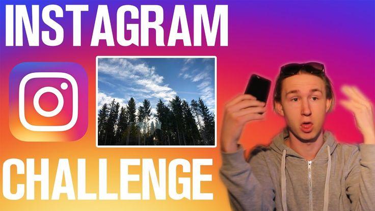 Instagram Challenge
