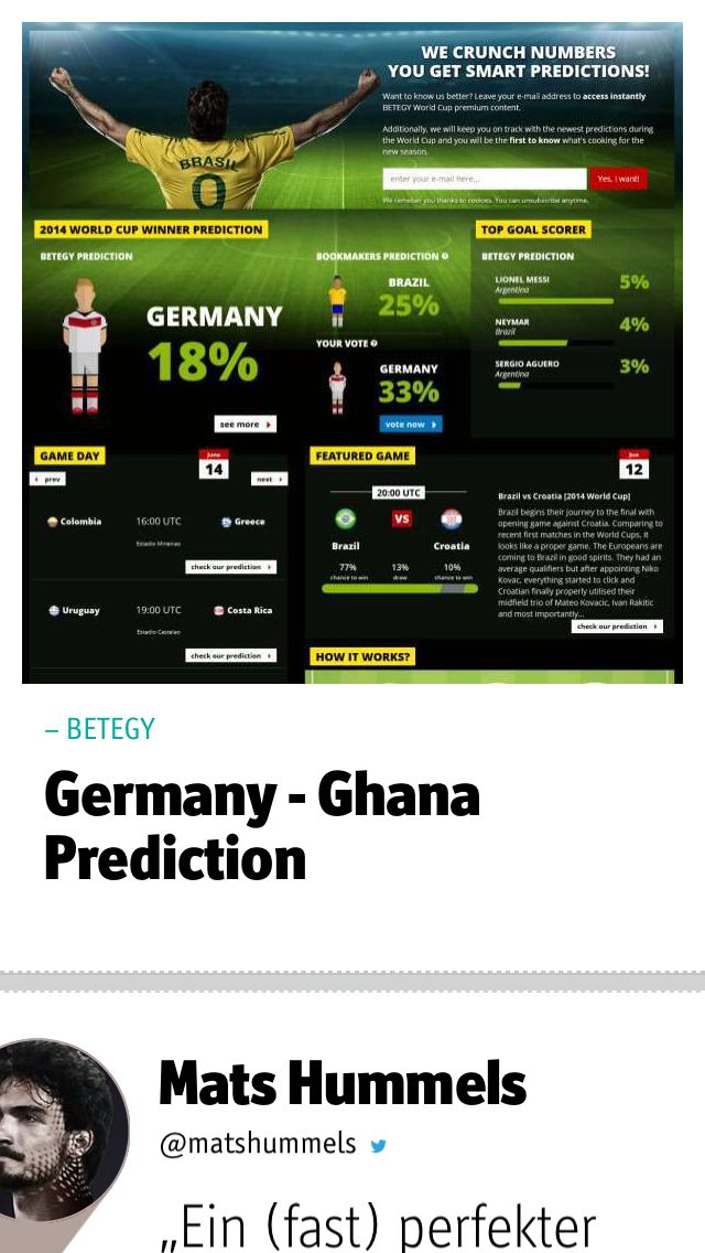 @betegy featured in www.mixedzone.de