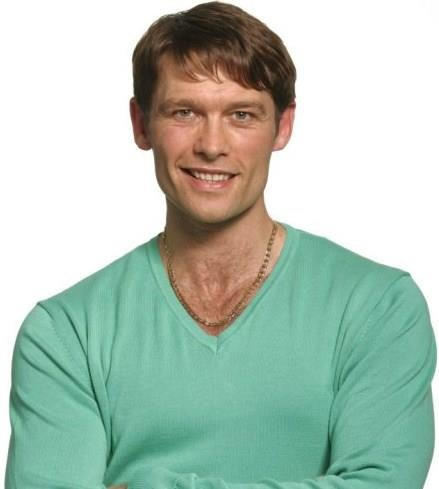 Christian Clarke played by John Partridge