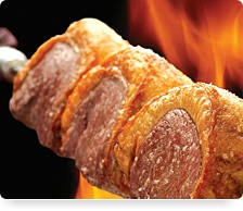 RIO DE JANEIRO, BRAZIL. Porcão. This is where you go in Rio if you want the ultimate in Brazilian churrascaria experiences. Manage to make it past the salad bar and you'll find that every piece of meat is delicious and perfectly marinated and cooked. There are multiple locations throughout Rio, but I went to the one in Flamengo, which also has a stunning view of the water. Address: Av. Infante Dom Henrique, s/n, Parque do Flamengo | Phone: +55 21 3461 9020