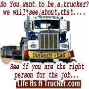A good diet for truckers is very important.  We are already at a great disadvantage because we are so sendentary. But whats a good diet. Here are healtheir choices you should make.
