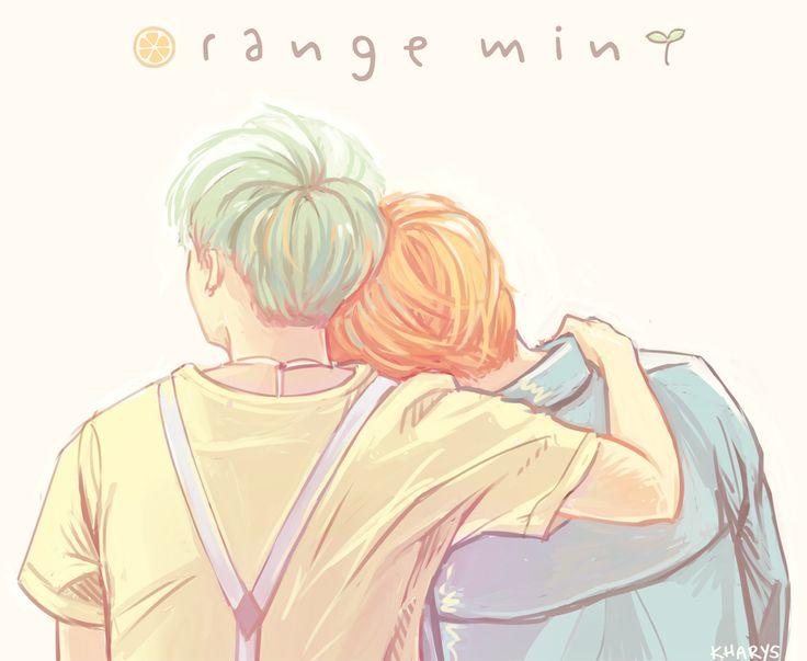 Yoonmin Fanart cr kharys | Tumblr | >> Kpop Art