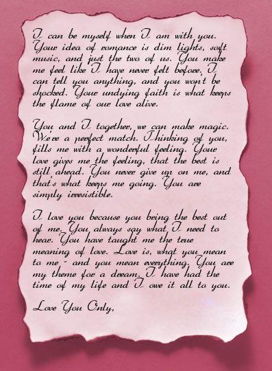 valentines day note ideas