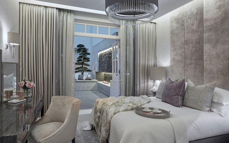 Marylebone Apartment, Luxury Interior Design | Laura Hammett