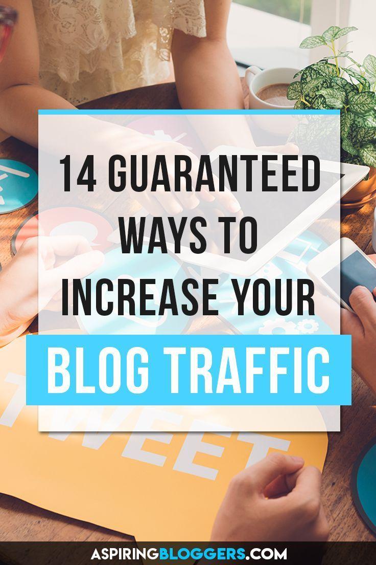 14 Blog Promotion Strategies for Guaranteed Blog Traffic – GreatIdeas