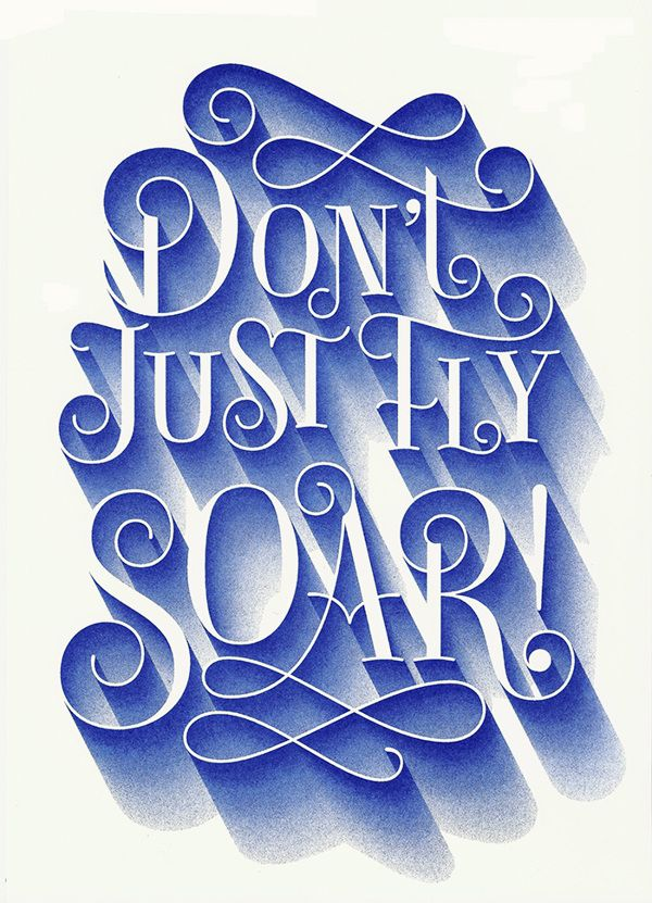 Movie Quotes by Martina Flor, via Behance