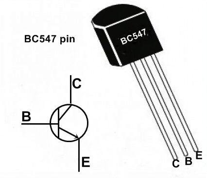 Automatic Room Light ON circuit using PIR Motion Sensor