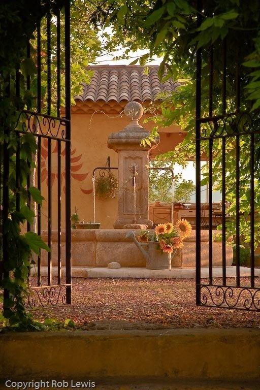Summer en Provence