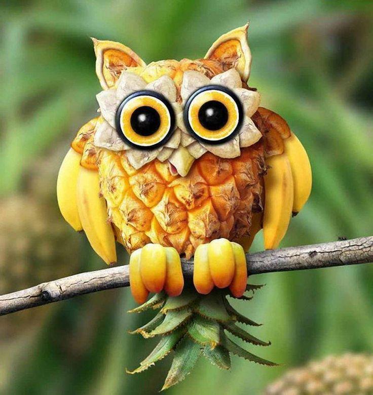 Sculpture sur fruit et sur légume – 93 idées et instructions pour débutants