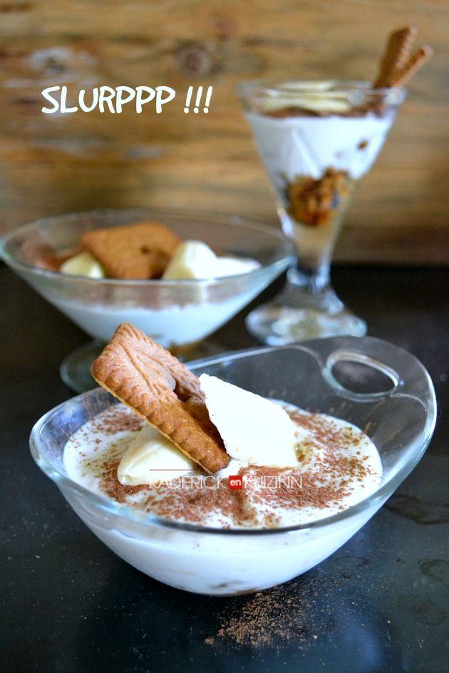 Banoffee pie - Dessert en verrine façon banoffee pie au yaourt grec à la vanille…