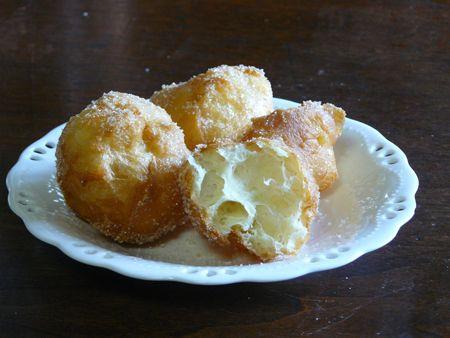 Bai Tang Sha Weng / Shanghai Dumpling King's Sugar Egg Puffs Recipe (Viet World Kitchen)