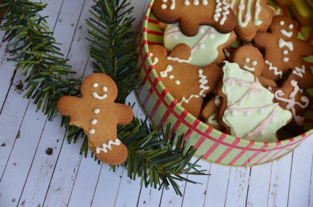 Galletas de jengibre / Christmas ginger cookies