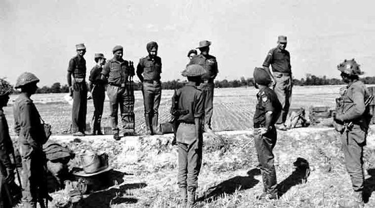 History: The Indo-Pakistani wars began in 1965. Before this, Pakistan was part of India. The people and government of Pakistan did not like following India's rules and felt that the Indian government were dictating them so they fought for their independence. Pakistan won the war as a result of having more soldiers because not as many Indians were willing to fight about something they didn't care about. To this day, Pakistan is it's own country in Asia.