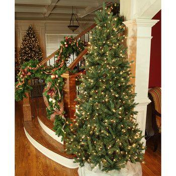 Balsam Fir Tree - Christmas Lights, Etc