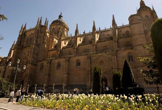 Qué visitar en Salamanca, España, lugares turísticos recomendados