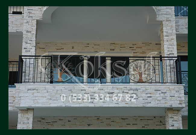 Bina Balkon Korkuluğu