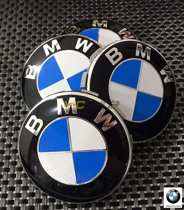 Tapabujes Centro Llantas Logo Bmw 68mm Bmw Original Por Tan Sólo 24 68 Clic Aquí Para Comprar Https Www Recambiosy Bmw Llantas Los Originales