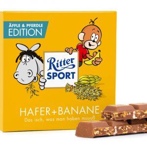 RITTER SPORT Hafer + Banane