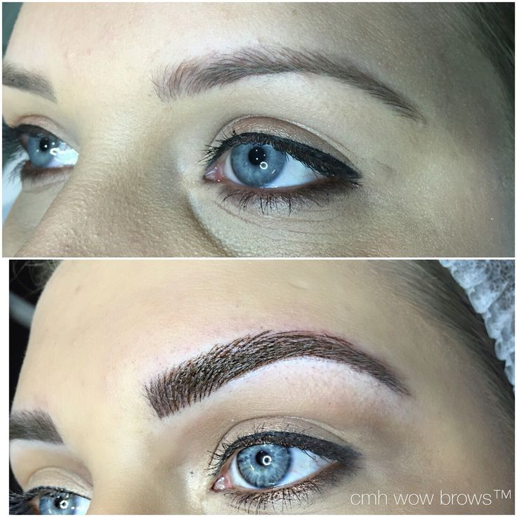 111 best images about cmh tayla made wow brows feather for Eyebrow tattoo microblading