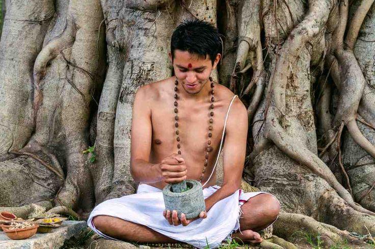Amlash, l'Elisir della vita della medicina indiana
