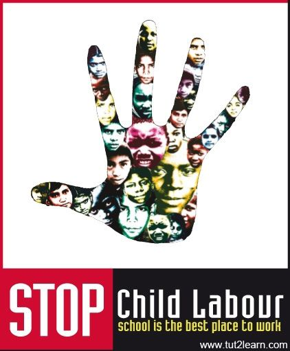 World Day Against Child Labour - 12 June | Tut2learn