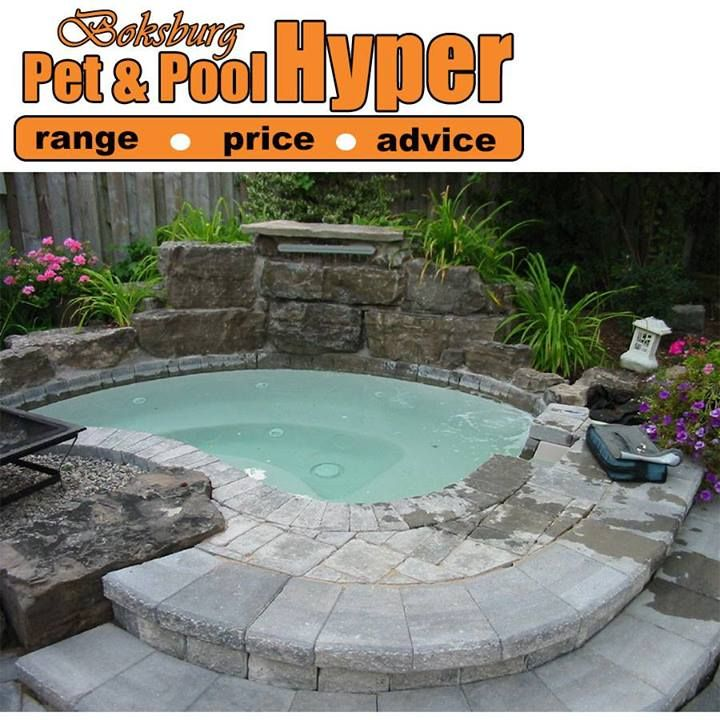 Pet & Pool Hyper Boksburg Swimming pool safe tip: Small doesn't equal safe. Hot tubs can be just as dangerous as large pools. PoolSafely.gov recommends the same safety precautions for both including safety covers and fences. Children need to be monitored at all times no matter the size of the space they are splashing in.