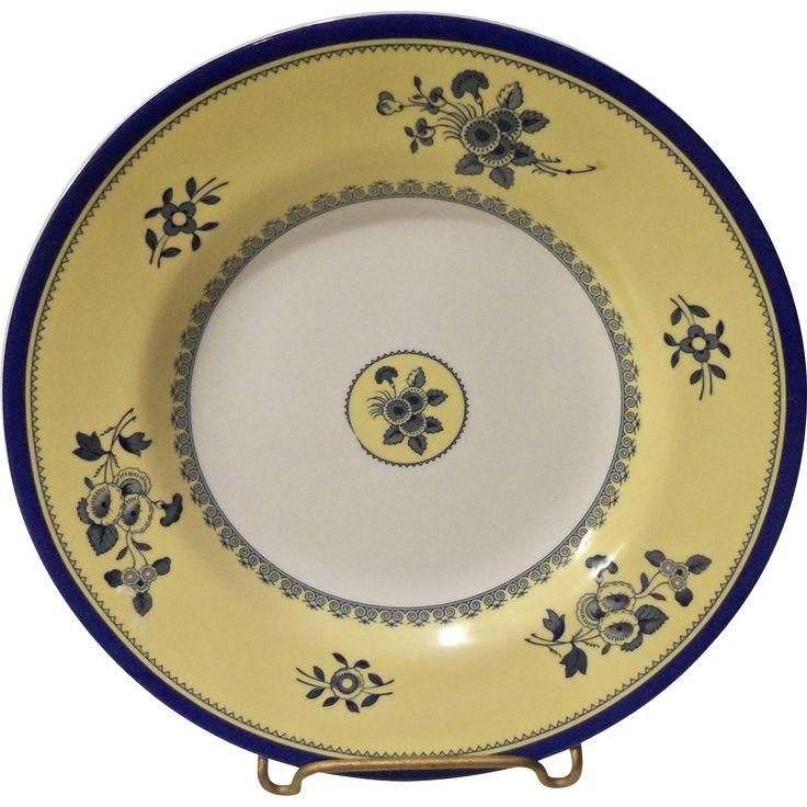 Spode Albany Bread Plate