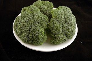 588 gramos de brócoli