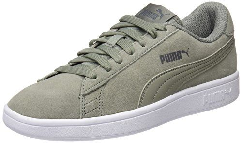 rock V2 Puma Smash Chaussures Rock Cross Mixte Gris De Adulte Ridge 88w157q