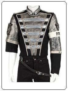 United Kingdom : Pop King Michael Jackson's wardrobe on show in UK - Apparel News United Kingdom