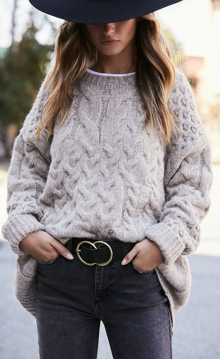 130 best knit outfits & sweater weather style images on pinterest