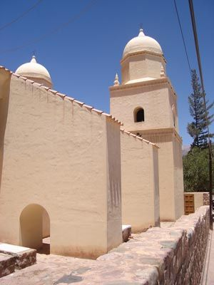 Iglesia de Tilcara