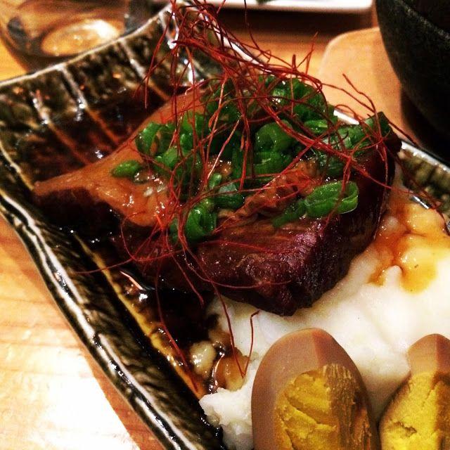 Montreal Chronicles: Restaurant and Product Reviews: Montreal: Kinka Izakaya Review