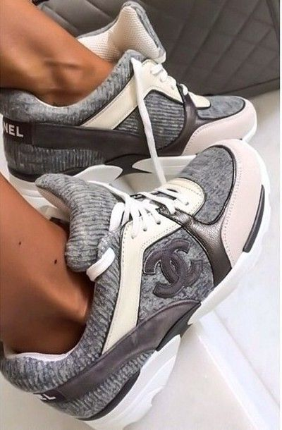 Missing that special someone??? Bring your Ex back to you with these simple  · Chanel Tennis ShoesChanel ...