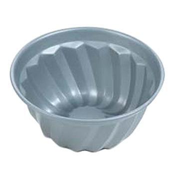 "Fox Run Single Non-Stick Bakeware Mini Fluted Pan 4"" Dia. Grey   Kitchen Stuff Plus"