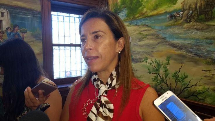 <p>Chihuahua, Chih.- La titular de la Dirección de Desarrollo Económico y Turístico, María Angélica Granados Trespalacios,