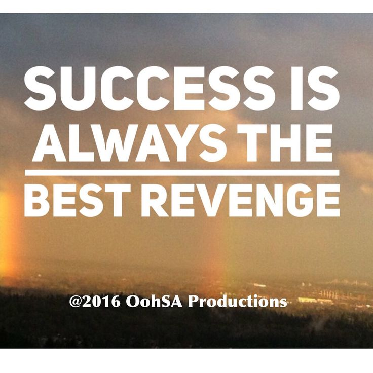 My best advice to anyone out there who've been hurt... #success #revenge #bestadvice #motivation #quoteoftheday