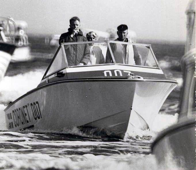 Coronet 21DC prototype-1965