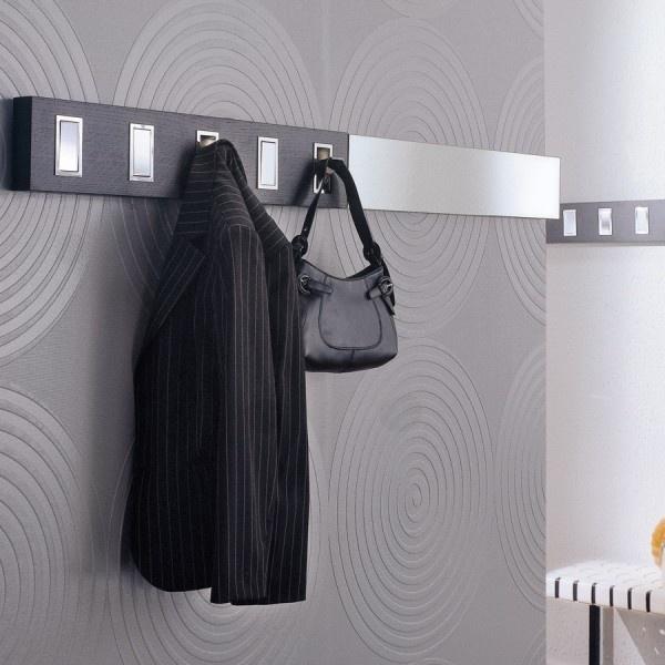 Flip-out coat hooks from Porada