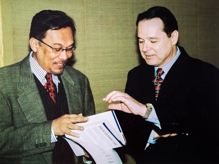 In 2005 Anwar Ibrahim visited the Cato Institute. Now he's in a Malaysian prison, and the prime minister who put him there is visiting the White House.