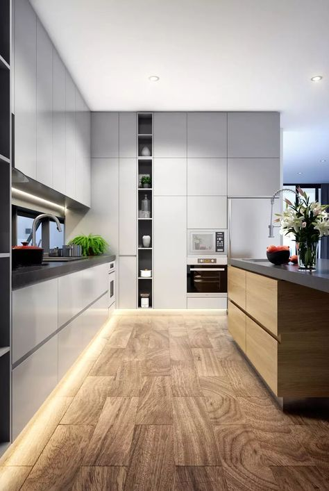 oltre 25 fantastiche idee su cucine industriali su pinterest ... - Cucine Moderne A Legna